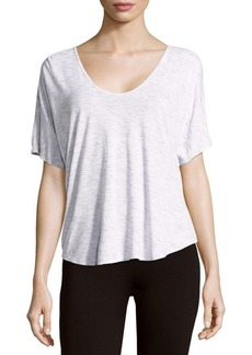 Calvin Klein Speckled Textured Top