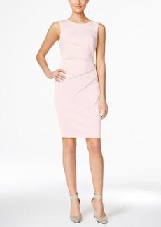 Calvin Klein Starburst Sheath Dress