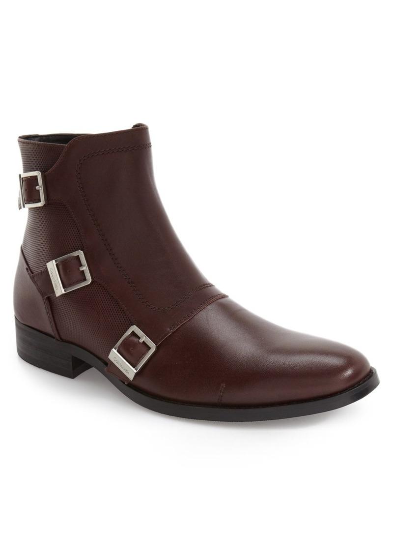 Calvin Klein 'Stark' Zip Boot (Men)