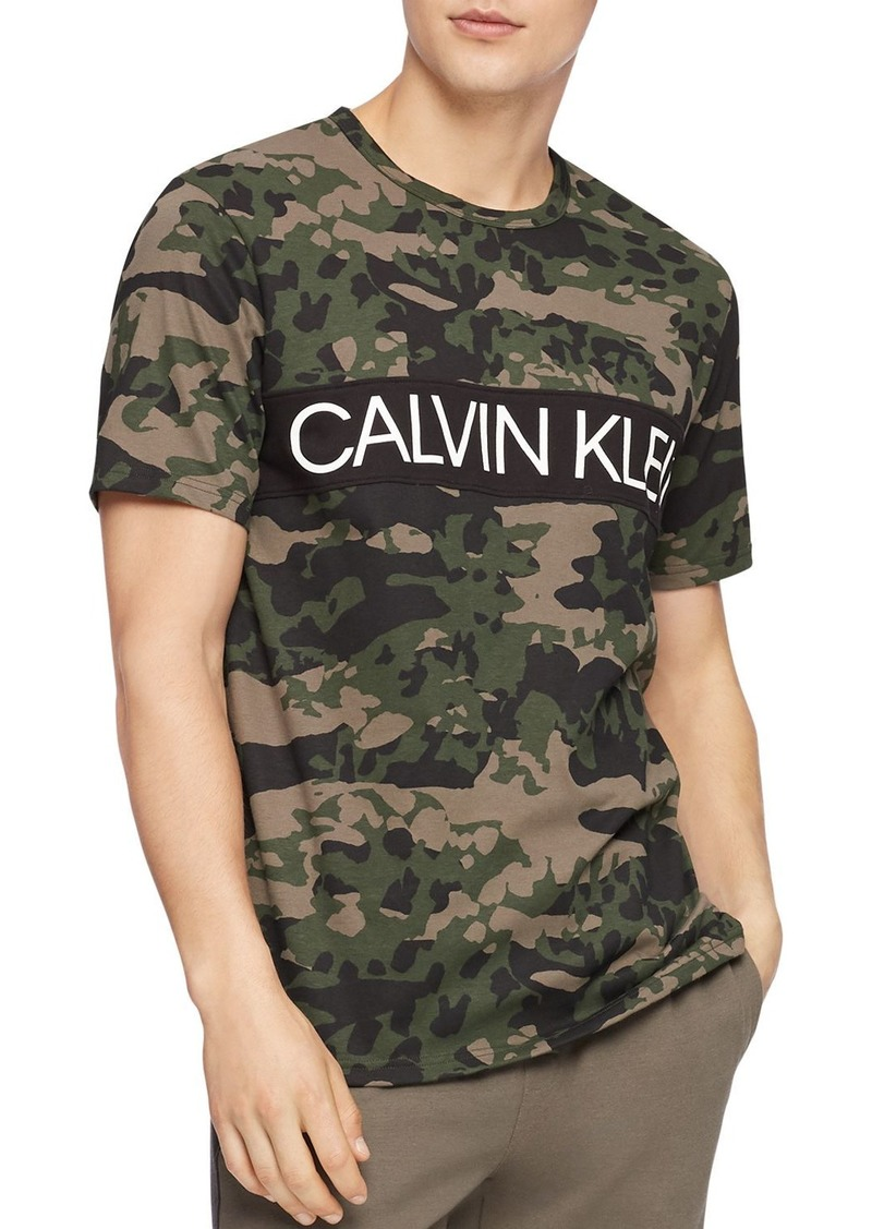 Calvin Klein Statement Graphic Lounge Tee