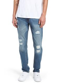 Calvin Klein Straight Leg Jeans (Rinse)