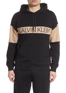 Calvin Klein Stretch Cotton Blend Hoodie