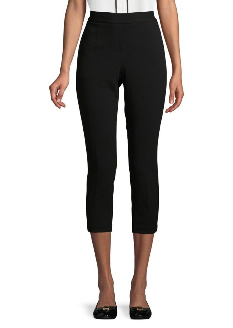 Calvin Klein Stretch Cropped Pants
