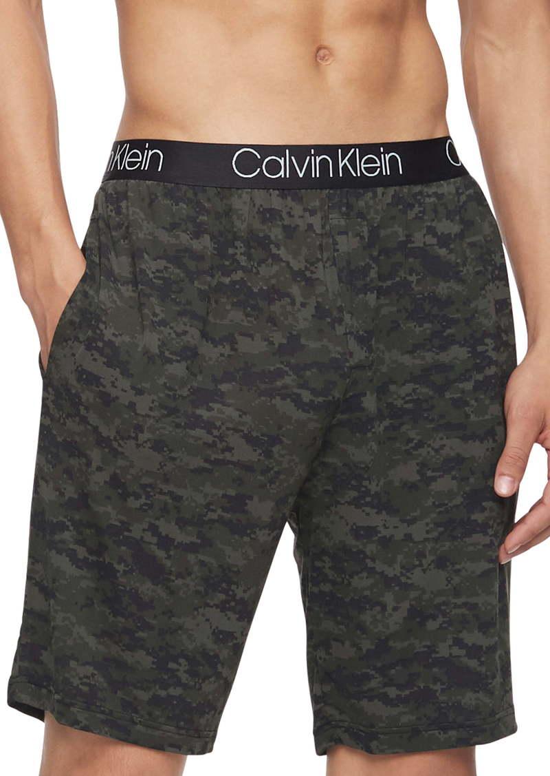 Calvin Klein Stretch Modal Sleep Shorts