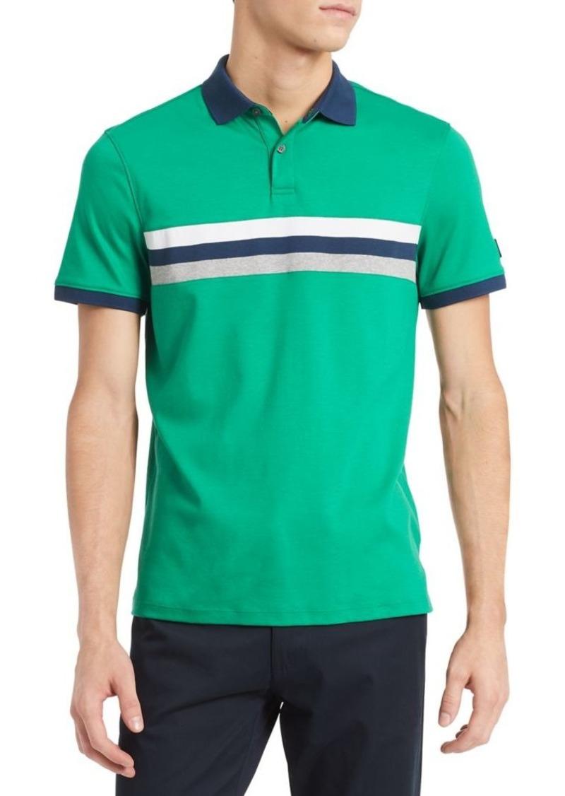 Calvin Klein Plaid Short-Sleeve Shirt