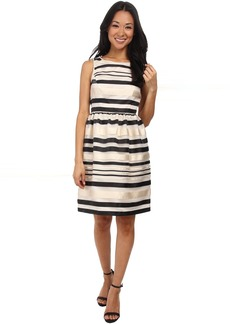 Calvin Klein Stripe Dress CD5H1B5N