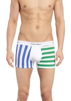 Calvin Klein Stripe Trunks