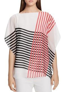 Calvin Klein Striped Caftan