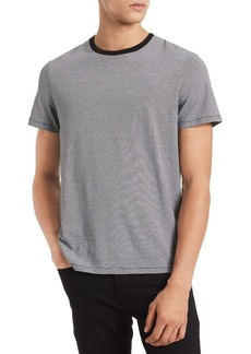 Calvin Klein Striped Cotton Tee
