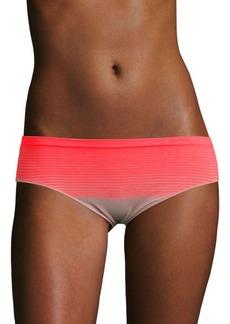 Calvin Klein Striped Hipster Panties