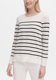 Calvin Klein Striped Sweater