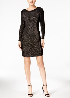 Calvin Klein Studded Bodycon Dress