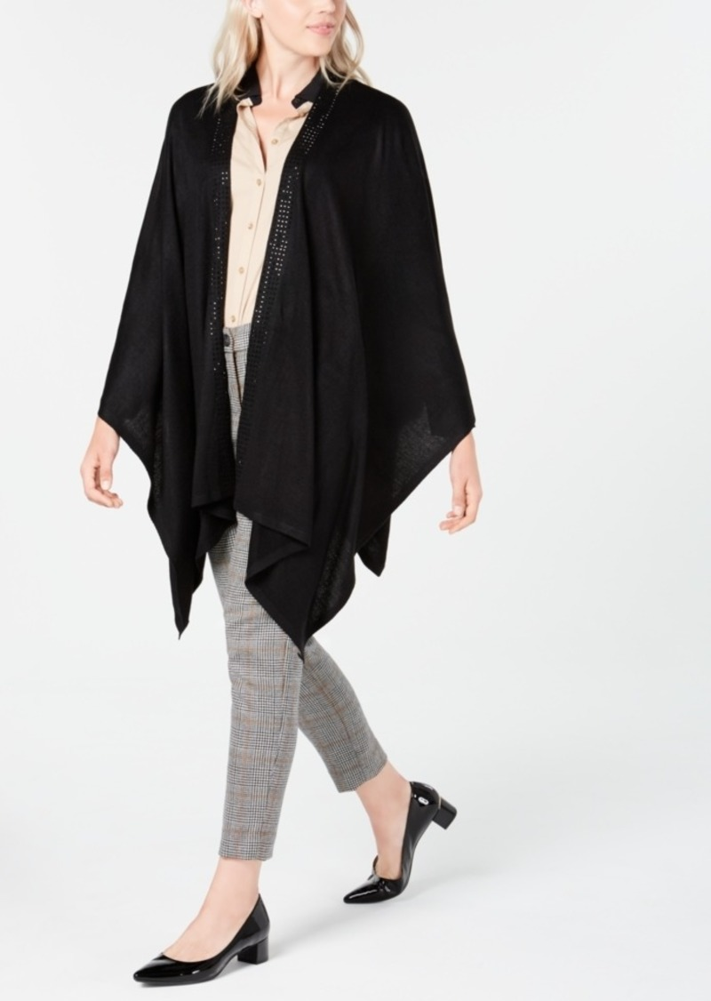 Calvin Klein Studded Shawl