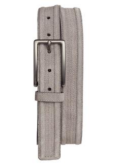 Calvin Klein Suede Belt