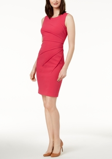 Calvin Klein Sunburst Sheath Dress
