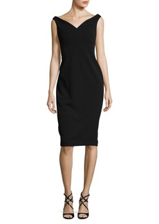 Calvin Klein Sweetheart Bodycon Dress