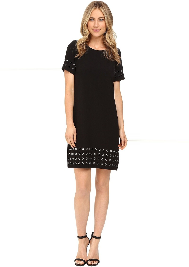 Calvin Klein T-Shirt Dress w/ Grommets