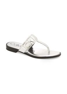Calvin Klein Tamura Flip Flop (Women)
