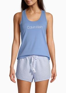 Calvin Klein Tank & Shorts Pajama Set
