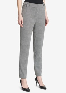 Calvin Klein Tapered-Leg Pants