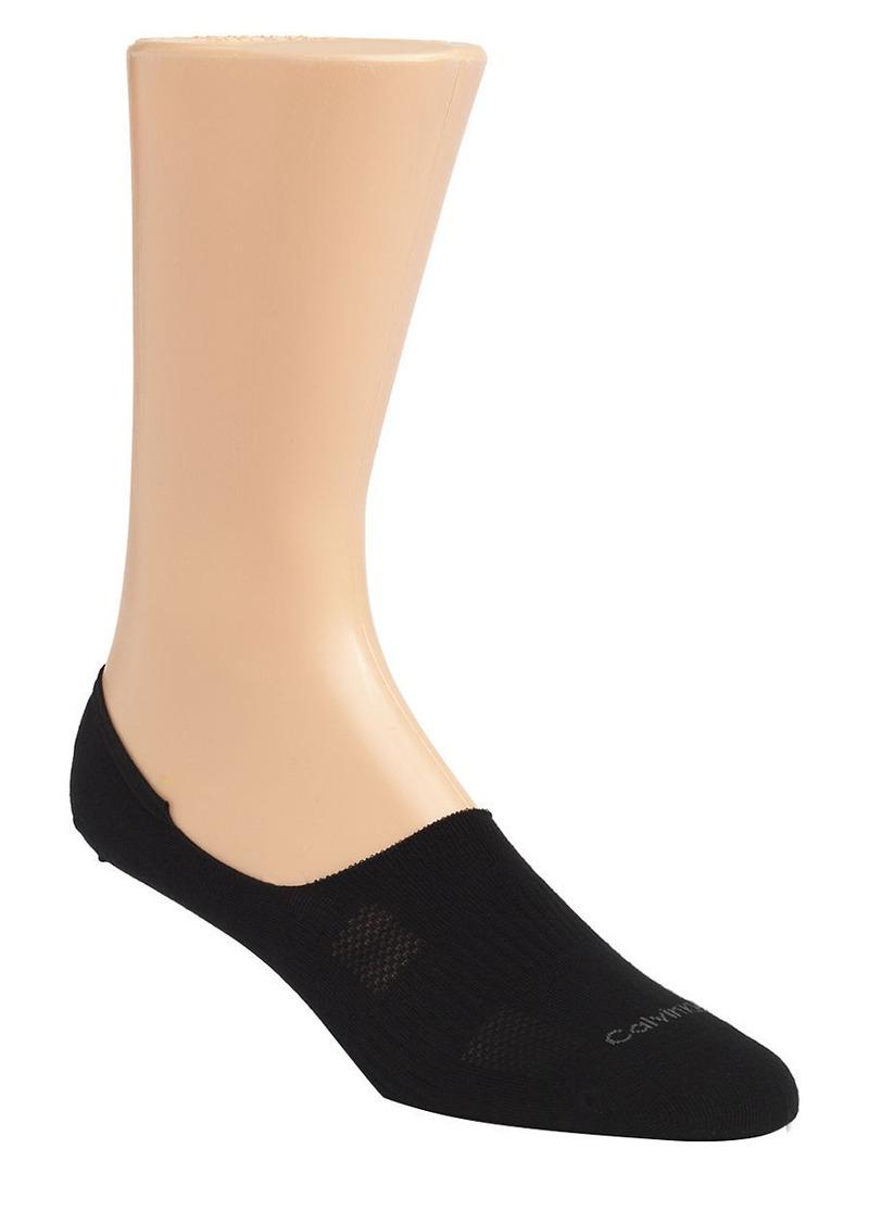 CALVIN KLEIN Tech Cool No-Show Liner Socks