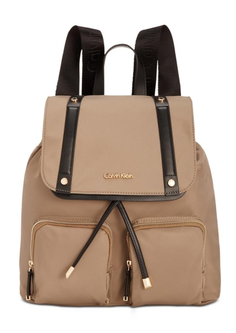 609c8126ac09 Calvin Klein Calvin Klein Teodora Cargo Backpack   Handbags