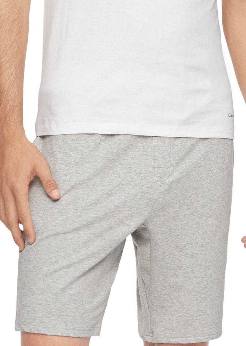 Calvin Klein Terry Sleep Shorts