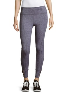 Calvin Klein Textured Banded Waist Pants