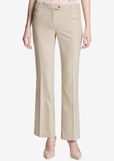 Calvin Klein Textured Modern-Fit Pants