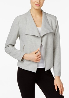 Calvin Klein Textured Moto Jacket