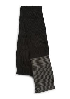 Calvin Klein Textured Scarf