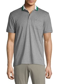 Calvin Klein The Liquid Touch Cotton Polo