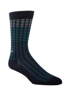 Calvin Klein All Over Tiles Crew Socks