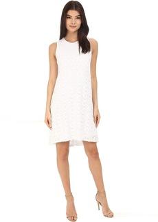 Calvin Klein Trapeze Lace Dress CD6L3U4H