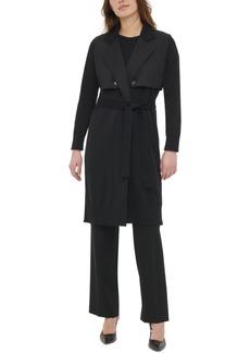 Calvin Klein Trench Cardigan