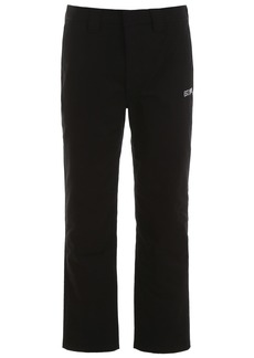 Calvin Klein Trousers With Logo Embroidery