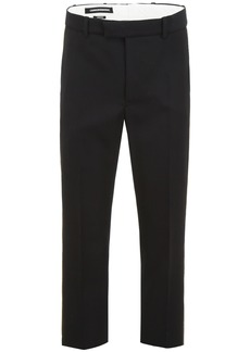 Calvin Klein Trousers With Side Band