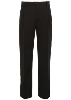 Calvin Klein Trousers With Side Bands