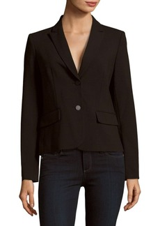 Calvin Klein Two Button Jacket