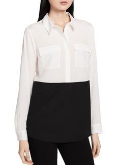 Calvin Klein Two-Pocket Button-Down Shirt