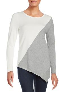 Calvin Klein Two-Tone Pullover