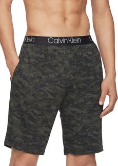 Calvin Klein Ultra-Soft Lounge Shorts