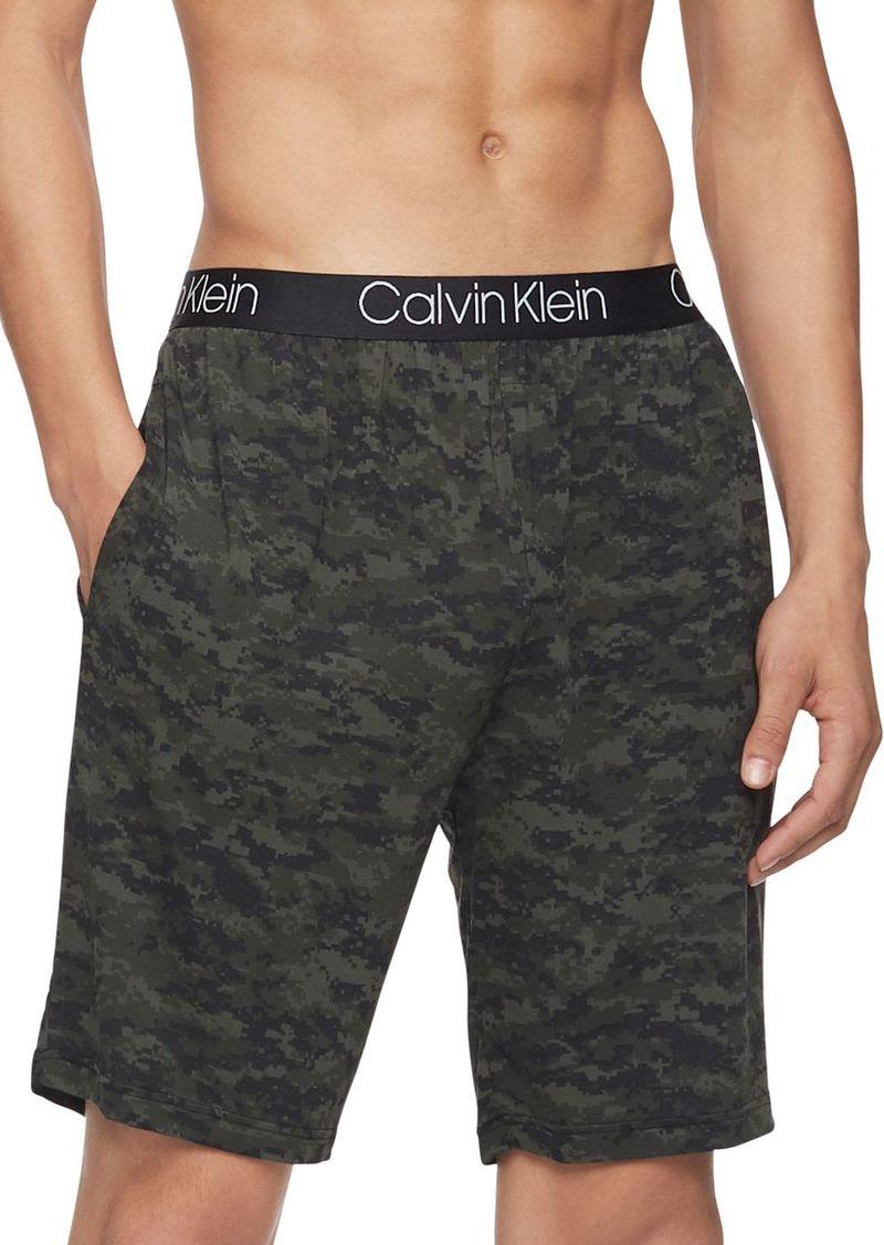 Calvin Klein Ultra-Soft Lounge Shorts