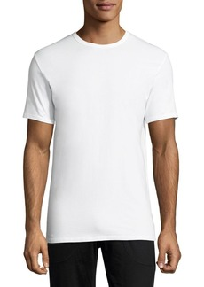 Calvin Klein 2-Pack Classic-Fit Cotton Stretch Crewneck Tees