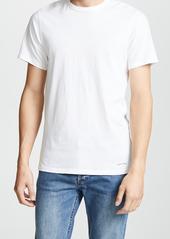 Calvin Klein Underwear 3 Pack Slim Fit Classic Short Sleeve Tee