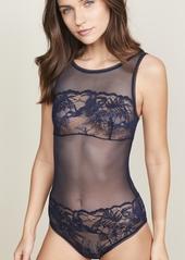 Calvin Klein Underwear Bird Lace Bodysuit