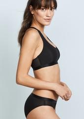 1fbc1bf31c033 Calvin Klein Calvin Klein Underwear Black Structure Cotton Unlined ...