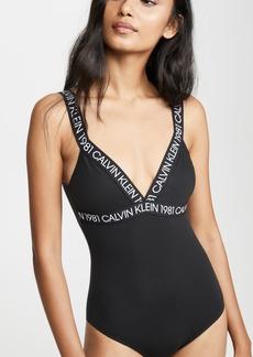 Calvin Klein Underwear Bold Bodysuit
