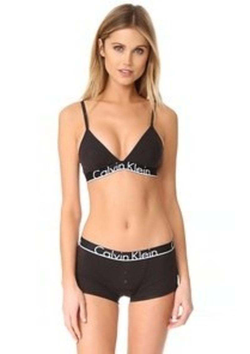 76ed1d8780 Calvin Klein Calvin Klein Underwear Calvin Klein ID Triangle Bra ...