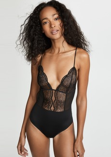 Calvin Klein Underwear Crackled Bodysuit